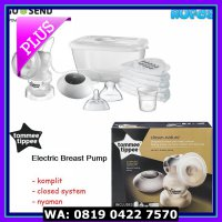 (Limited Offer) NEW Tommee Tippee Electric Breast Pump