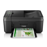 Printer Infus Canon all-in-one + fax MX497 + INFUS BOX HITAM RAPIH