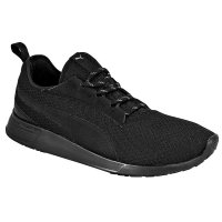 Sepatu Olahraga Lari Gym Fitness Puma ST Trainer Evo V2 Men's Running Shoes- Black 36374201