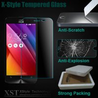 [globalbuy] For ASUS ZenFone 2 Laser ZE500KL 5.0 inch 0.26mm HD Screen Tempered Glass Prot/2927581