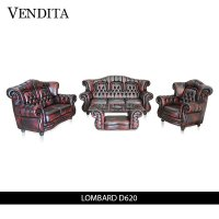 Sofa Set Vendita Lombard mini D620 + Meja