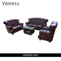 Sofa Set Vendita Lombard mini D650 + Meja