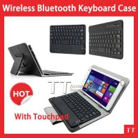 [globalbuy] T350 T355 case Universal Bluetooth Keyboard Case for Samsung Galaxy Tab A 8.0 /3649345