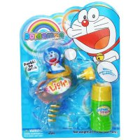 Mainan BUBBLE GUN DORAEMON LIGHT - JT6604