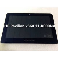 [globalbuy] 11.6 for HP Pavilion x360 11-K000NA 11-k 11k LCD Screen Touch Digitizer Assemb/3646775