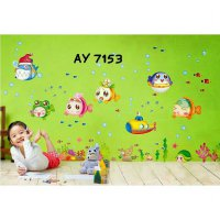 Wall Sticker | Wallsticker Ikan