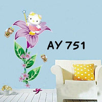 Wall Sticker | Wallsticker Hello Kitty 1