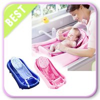 [The First bath followed by back - I can also be used in a sink / tub maternity newborn baby infant supplies supplies gift