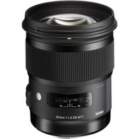 SIGMA 50MM F1.4 DG HSM A (ART) LENS FOR CANON