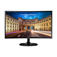 Samsung Monitor LED C24F390 CURVED - 24'