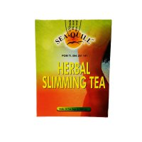 Sea-Quill Herbal Slimming Tea 24's - Sea Quill, Teh Pelangsing, Penurun Berat Badan, Diet
