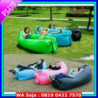 Lazy Bag / Air Bed / laybag / lamzac / air sofa bed / lazy air bag