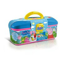 [macyskorea] Genuine Peppa Peppa Pig Picnic Dough Set Ages 3+ Works with Play Doh/18435076