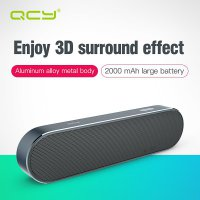 QCY B900 Speaker Bluetooth Portable 3D Stereo with Mic