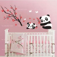 Wall Sticker | Wallsticker Panda
