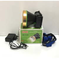SENTER KEPALA / HEADLAMP LED PUTIH GSE G-21
