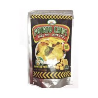 ERVAN Potato Chips Salted Egg Keripik Kentang Telur Asin 100gr