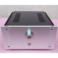 [globalbuy] SYCAO 1969 pure class a aluminum amplifier enclosure diy Power amplifier chass/3360576