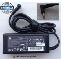 MURAH!!! Adaptor Laptop Hp Pavilion 19,5V - 3,33A Pin Central