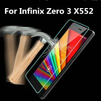 [globalbuy] For Infinix Zero 3 X552 0.3mm Ultra Thin Tempered Glass Anti Explostion Screen/3768612
