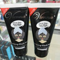 Vienna Face Mask Peel Off Purifying Black Mud 50ml