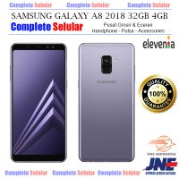 Samsung Galaxy A8 2018 Black