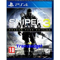 [Sony PlayStation PS4] Sniper: Ghost Warrior 3 - Season Pass Edition