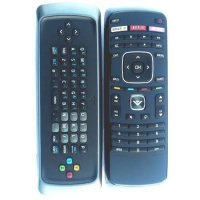 [poledit] New Genuine VIZIO Smart tv Qwerty dual side keyboard remote control for XVT323S/11661716