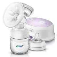 PHILIPS AVENT NATURAL COMFORT SINGLE ELECTRIC BREASTPUMP