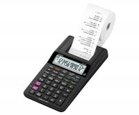 Unik Casio Printing Calculator HR-8RC Black Berkualitas