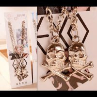 Kalung fashion couple Skull SXT141103 SJ0059