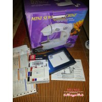 DISKON Sewing Machine S2 / FHSm 202 / GT 202 Mesin Jahit mini