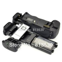 [globalbuy] MB-D10 Battery Grip + IR Remote Control + EN-EL4A Battery + BL-3 Battery Chamb/3337203