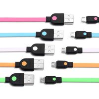 Kabel Data Hippo Caby 2 Micro USB 5 warna | ORIGINAL | MURAH | PIPIH