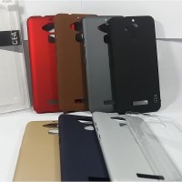 Hard Case Gea SoftTouch Asus Zenfone 3 Max 5.2 ZC520TL /Casing Cover