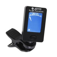 Tuner Gitar Digital Joyo JT-01 Clip On Chromatic Guitar Bass Ukulele