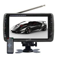 [poledit] Supersonic SuperSonic 7-Inch Portable Digital LCD TV AC/DC (SC-195) (R1)/12904618