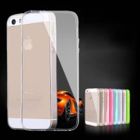 [globalbuy] luxury rose blue transparent waterproof Clear soft TPU mobile phone cases cove/3767632