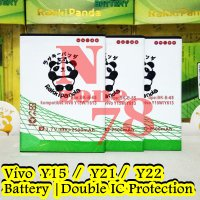 Baterai Vivo Y15 Y21 Y22 BK-B-65 Double IC Protection
