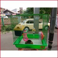 (Recommended) Kandang Hamster / FS / Sugar Glider / Tupai 04