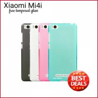 [Best Seller] Soft Case / Softcase Xiaomi Mi4i Mi 4i + BONUS Tempered Glass PREMIUM