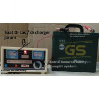 CHARGER AKI MOBIL TOP RECOMMENDED / CAS AKI PAKAI INI AUTOMATIC