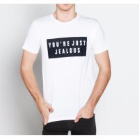 Tumblr Tee / T-Shirt / Kaos You're Just Jealous Terkeren