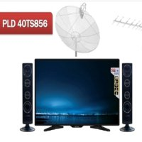 LED TV Polytron 40 Inch 40TS856 WITH TOWER SPEAKER