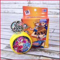 [Recommended] Yoyo Auldey Blazing Teens 5 Legendary Warriors - Kuning / Yellow