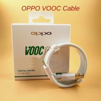 CHARGER OPPO MICRO USB VOOC FAST CHARGING ORIGINAL 100%
