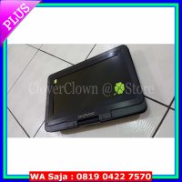 DVD Player DVD Portable Daewoo 13.9inch - DVD / Mp3 / USB Movie / TV - Gojek COD