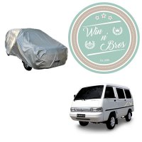 (Cover Mobil) Body Cover / Sarung Mobil Suzuki Carry Polyesther Waterproof