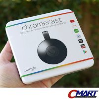 Google Chromecast 2 HDMI Streaming Media Player 2015 - GGL-GA3A00093