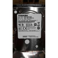 HDD Internal Toshiba 500 Gb Sata 2.5' Hardisk Notebook
